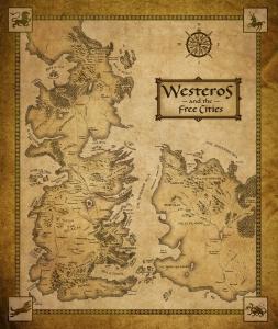thrones map